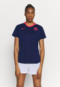 Nike Performance - FC BARCELONA DRY LIFESTYLE  - Fanartikel - blue void/lfusion red