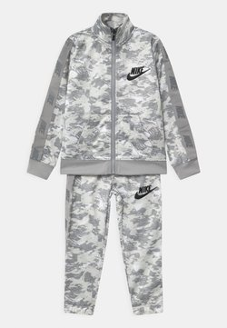 Nike Sportswear - SET - Survêtement - light smoke gray