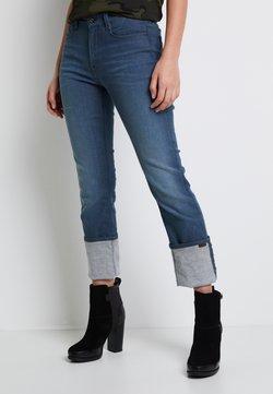 G-Star - NOXER STRAIGHT - Jeans Straight Leg - worn in gravel blue