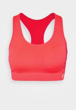 Dare 2B - DONT SWEAT IT - Sport-BH mit mittlerer Stützkraft - fiery coral