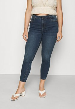 Noisy May Curve - NMAGNES - Jeans Skinny - medium blue denim
