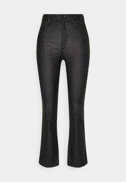 Object - OBJBELLE PANT - Spodnie materiałowe - black