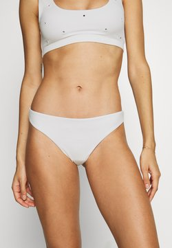 Weekday - AVA CHEEKY SWIM BOTTOM - Bikini-Hose - off white