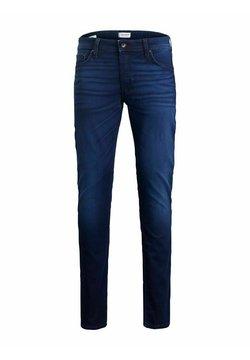 Jack & Jones - JJIGLENN  - Jeans slim fit - black denim