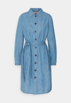 Barbour - TYNEMOUTH DRESS - Denim dress - authentic wash