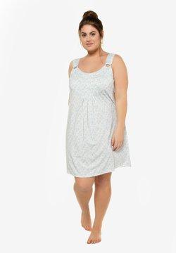Ulla Popken - Nachthemd - white