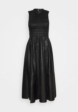 Ibana - EXCLUSIVE DILONA - Korte jurk - black