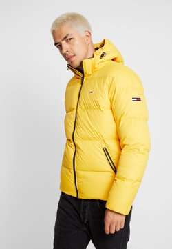 Tommy Jeans - ESSENTIAL JACKET - Daunenjacke - spectra yellow