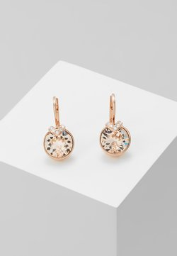 Swarovski - BELLA - Boucles d'oreilles - rose gold-coloured/transparent