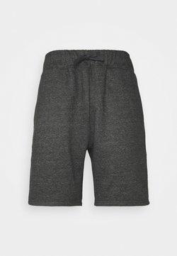 Curare Yogawear - SHORTS - kurze Sporthose - darkgrey melange