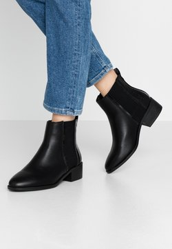 New Look Wide Fit - WIDE FIT ANDIE - Boots à talons - black