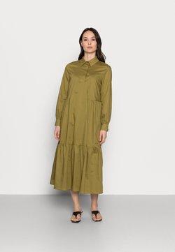 Esprit Collection - Skjortekjole - olive