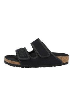 Birkenstock - DELFT - Pantolette flach - black
