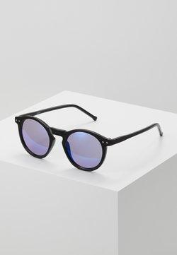 Zign - UNISEX - Gafas de sol - black/blue