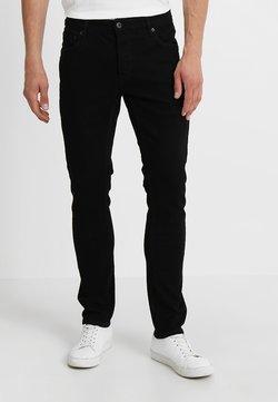 Solid - JOY - Jeans slim fit - black denim