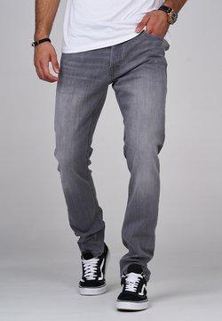 Jack & Jones - JJGLENN JJARIS - Jeans Slim Fit - grey denim