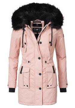 Navahoo - LULUNA - Wintermantel - pink