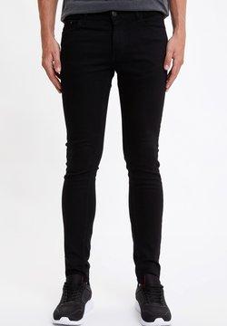 DeFacto - Slim fit jeans - black