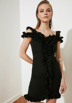 Trendyol - Sukienka koktajlowa - black