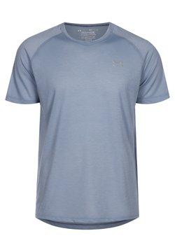 Under Armour - STREAKER  - Camiseta estampada - blue