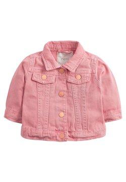 Next - Jeansjacke - pink