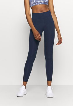 Nike Performance - ONE 7/8  - Tights - obsidian/white