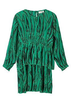 Name it - Korte jurk - green