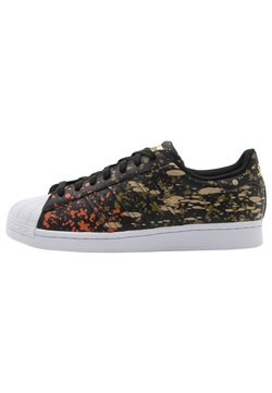 adidas Originals - SUPERSTAR UNISEX - Baskets basses - core black