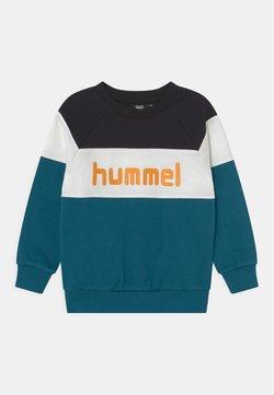 Hummel - CLAES UNISEX - Bluza - blue coral
