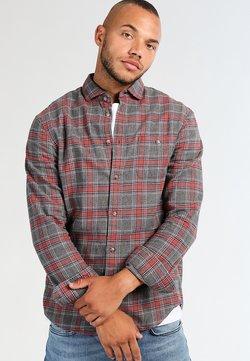 Pier One - Camisa - grey/coral