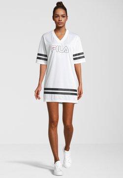 Fila - Vestido informal - bright white