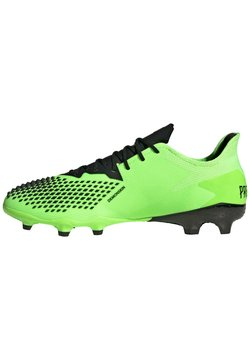 adidas Performance - PREDATOR 20.2 FOOTBALL BOOTS FIRM GROUND - Moulded stud football boots - siggnr/ftwwht/cblack