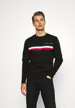 Tommy Hilfiger - LOGO - Sweatshirt - black