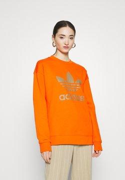 adidas Originals - CREW - Collegepaita - energy orange/cardboard