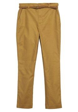 Springfield - CINTURÓN - Chinot - beige/camel