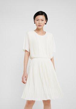 Filippa K - PLEATED DRESS - Juhlamekko - off-white