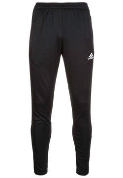 adidas Performance - CONDIVO - Jogginghose - black/white