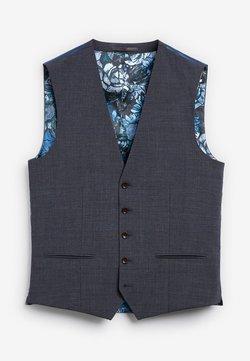 Next - SIGNATURE MOTIONFLEX  - Gilet elegante - dark blue