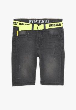 Staccato - BERMUDAS GÜRTEL KID - Shorts di jeans - grey denim
