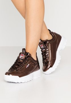 Fila - DISRUPTOR  - Baskets basses - chocolate brown
