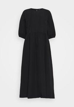 Lindex - DRESS BIM - Maxikleid - black