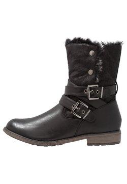 Fitters - NICOLE - Snowboot/Winterstiefel - black