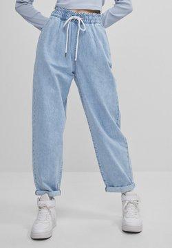 Bershka - Jeans Relaxed Fit - blue denim