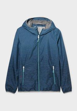 C&A - Regenjacke / wasserabweisende Jacke - dark blue