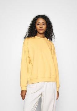 Monki - Sweatshirt - yellow unique