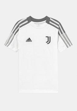 adidas Performance - JUVENTUS TURIN TEE UNISEX - Vereinsmannschaften - core white
