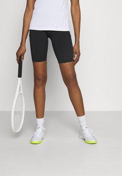 adidas Performance - CLUB  - Urheilushortsit - black/white