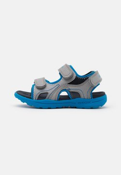 Geox - VANIETT BOY - Trekkingsandale - grey/light blue