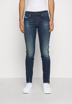 Diesel - D-JEVEL - Jeans Skinny Fit - indigo