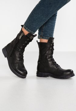 Replay - EVY - Cowboy-/Bikerstiefelette - black